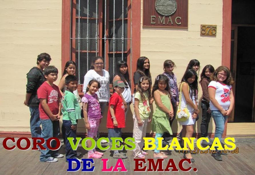 CORO VOCES BLANCAS DE LA EMAC