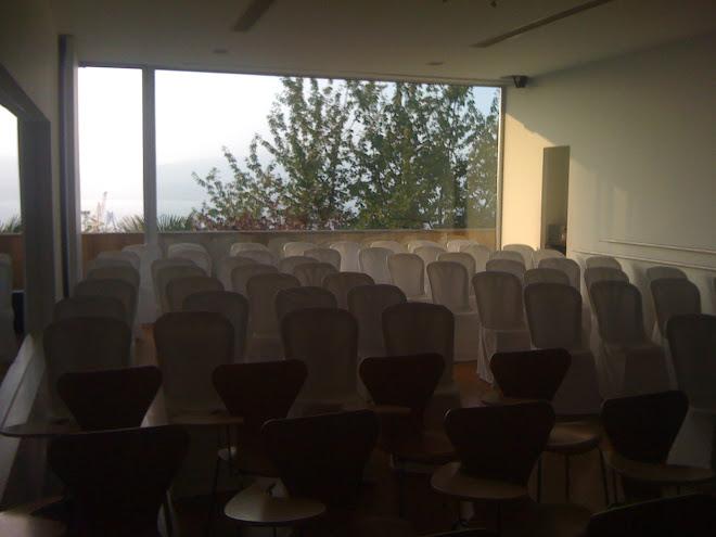 Sala del Instituto de Psicomotricidad de Vigo