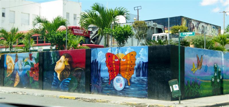 Resultado de imagen para ruta de los murales de salcedo, rep. dominicana