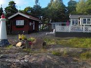 Sommarstället i Hammarö skärgård