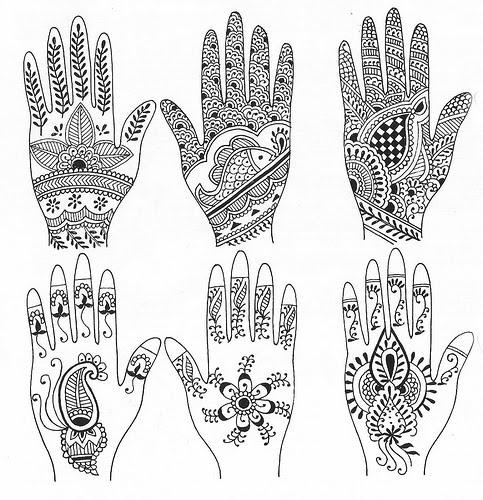 Henna Hand Designs Tumblr