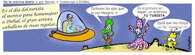 Nando Humor Gráfico: Homenaje a Dobal