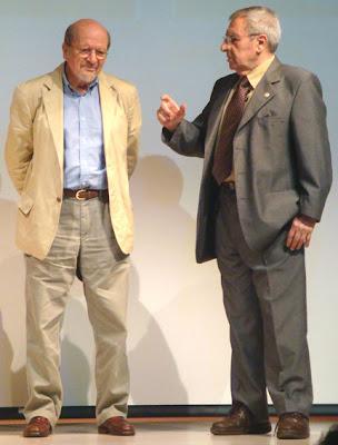 Guillermo Mordillo y Carlos Garaycochea