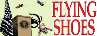 BUSH Flying Shoes...