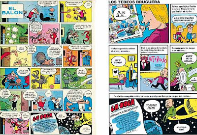 '100 x 100 cómic' en la Alhóndiga de Bilbao