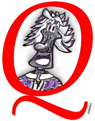 Ziraldo Premio Quevedos 2008 por Nando