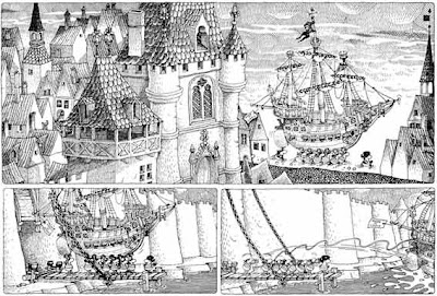 El Galeón de Mordillo