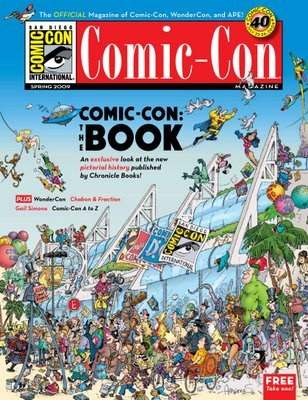 Comic-Con 40 Years