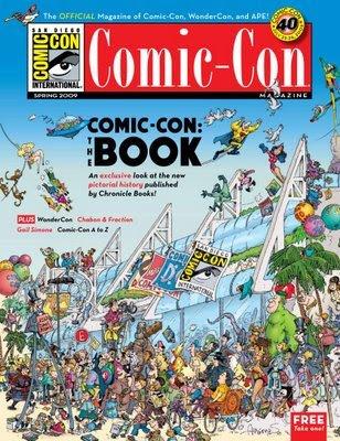 Comic-Con 40 Years
