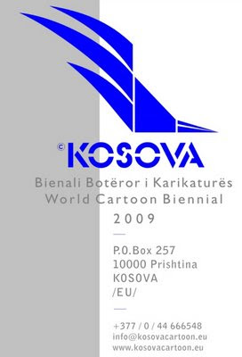 KOSOVA WORLD CARTOON BIENNIAL