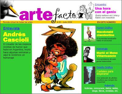 ARTEFACTO 20