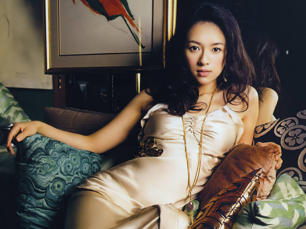 World's Most Beautiful Women: Zhang Ziyi