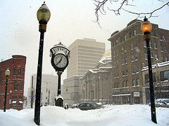 Utica Winter