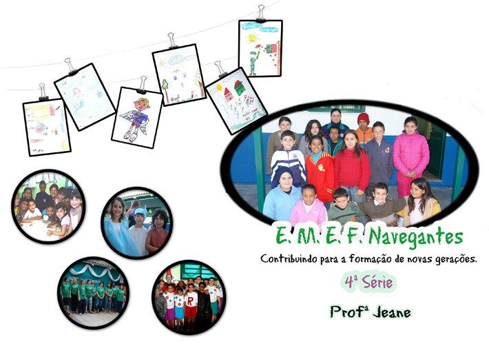 4ª Série - Professora Jeane