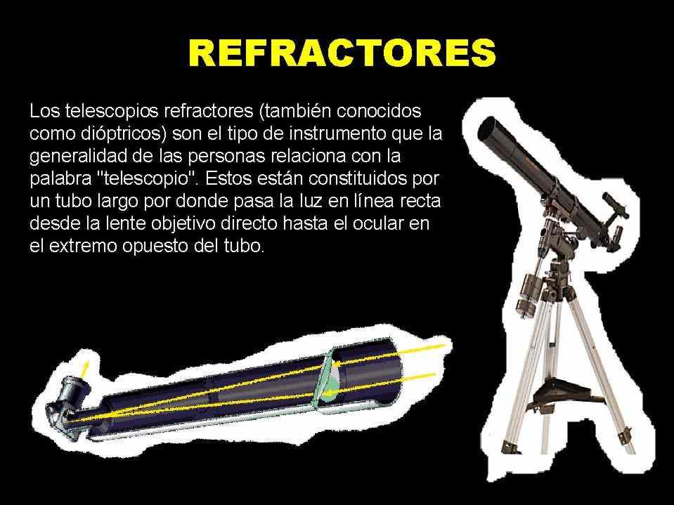 Infobservador: Como elegir un telescopio?
