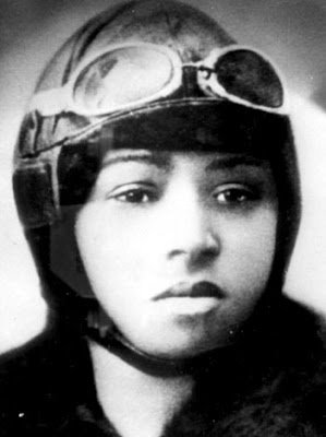 Historical Melungeons: Bessie Coleman First African and Native ...