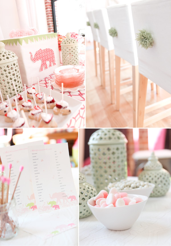 pearl wedding decor ideas