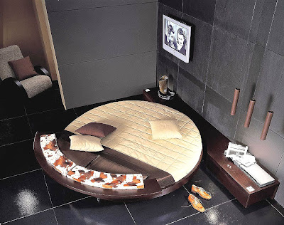 Contemporary Bedroom Modern Interior Design