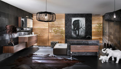 Super Modern Bathroom Design