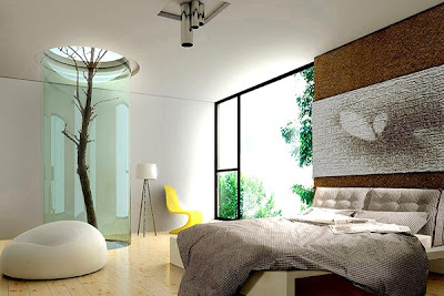 Bedroom Decor Interior Design Contemporary Style