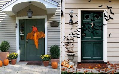 Halloween-Decorating