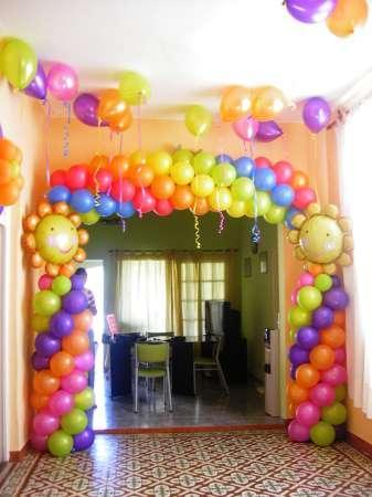 Bombonland arcos de globos y decoracion - Adornos de globos ...