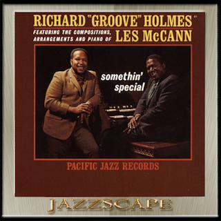 Richard Groove Hemes Feat. Les McCann - 1962