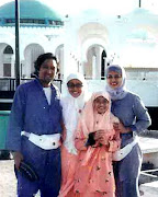 Umroh Pertama dalam Hidupku: Chikita Fawzi