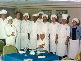 A mis Compañeros y Amigos de Sheraton Iguazú Misiones