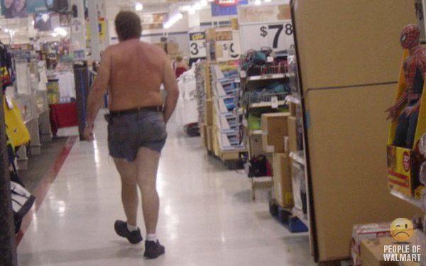people of walmart. People of Walmart.