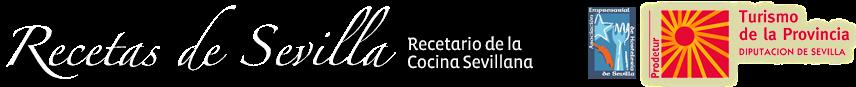 Recetas de Sevilla