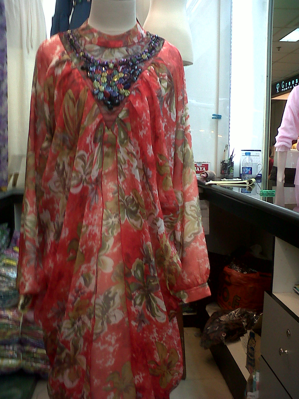 Koleksi baju santai syahrini koleksi baju syahrini Baju gamis santai
