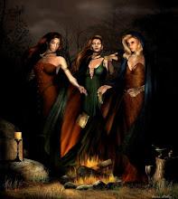 Le tre streghe sorelle