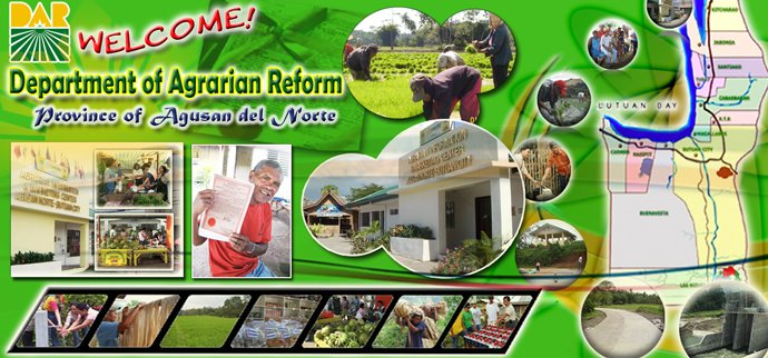 Department of Agrarian Reform, Agusan del Norte