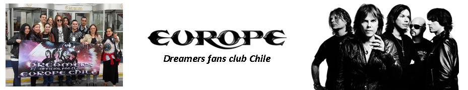 Dreamers Fans Club oficial EUROPE Chile