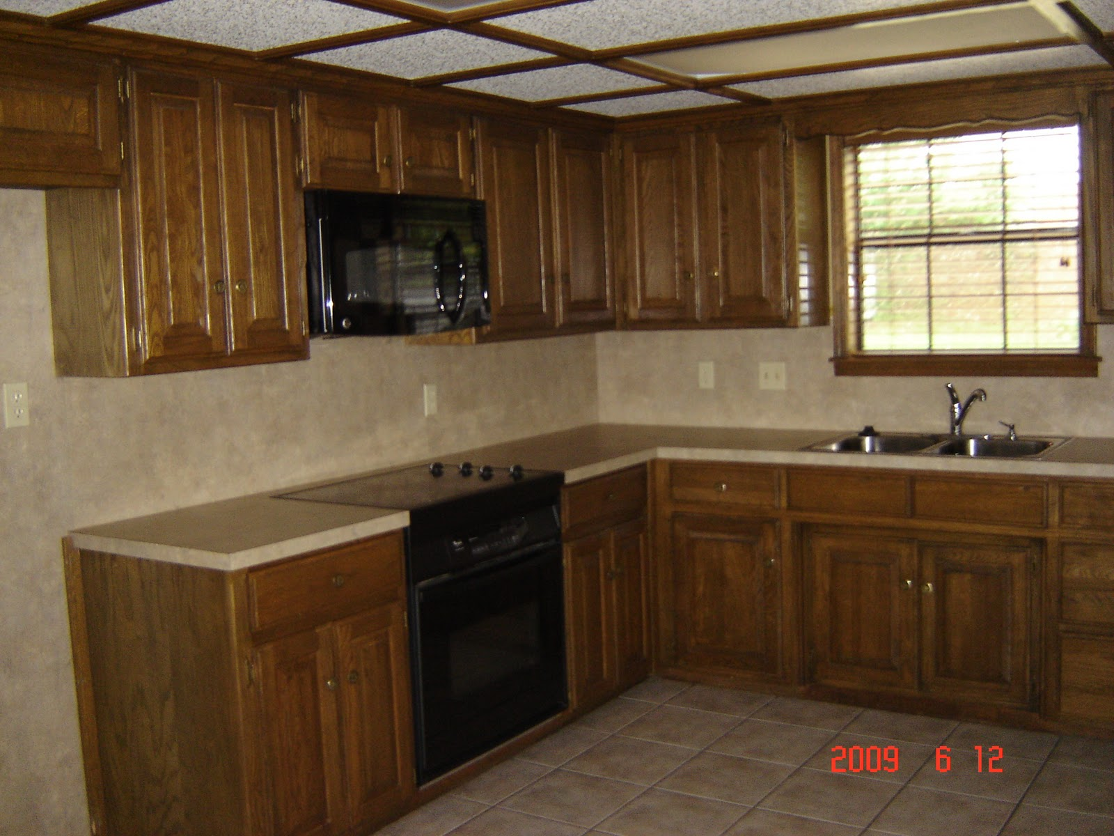 Kitchens with Cabinets to the Ceiling