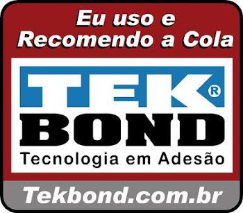 TEK BOND E  MINHA PAIXAO,PEGOU COLOU,NAO D+?!..
