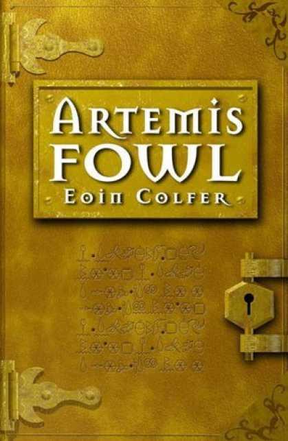 Mi biblioteca online Saga Artemis Fowl