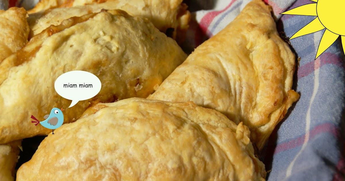 Les recettes de marion empanadas carottes lardons for Chivito toulouse