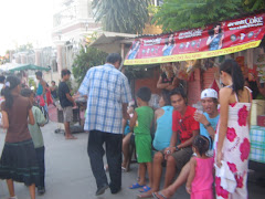 Public Ministry - Tracts giving...