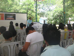 April 2010 Camp (Bamban) - Bro. Duenas Preaching