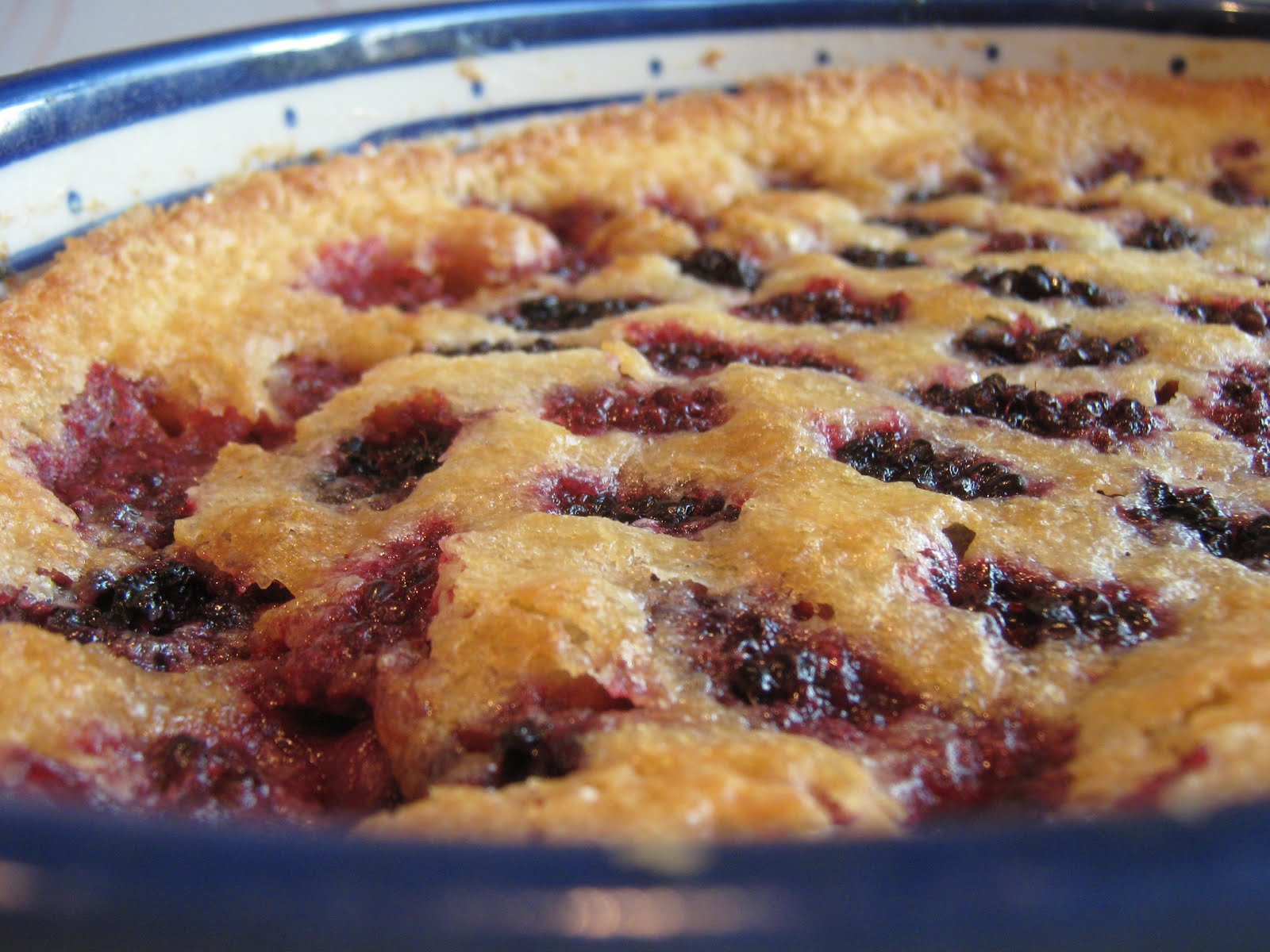 Blackberry Cobbler Recipes — Dishmaps