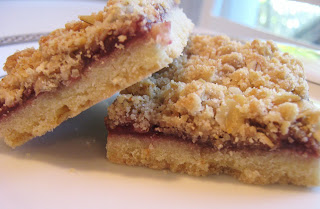 Raspberry Bar Cookies Food Network