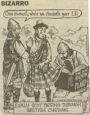 Scottish Humour
