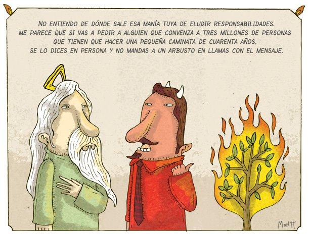 Humor gráfico sobre las religiones y dioses - Página 2 Arbusto+copy