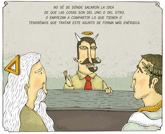 Humor gráfico sobre las religiones y dioses - Página 2 Al-cesar..