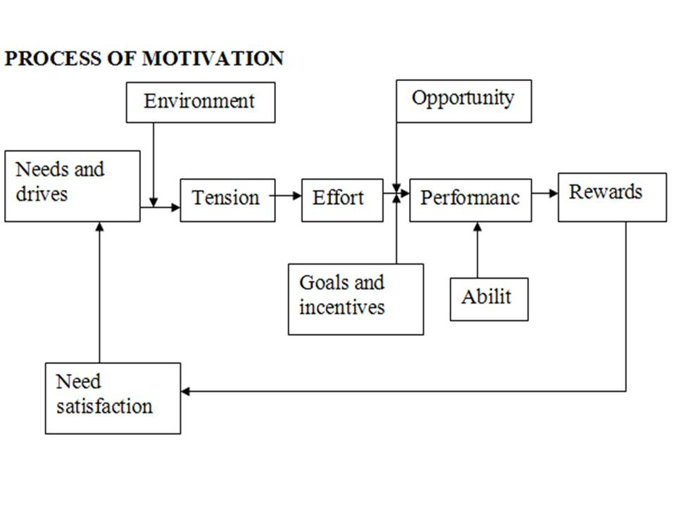 How Process Theory Works in Measuring Work Motivation