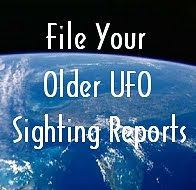 Old UFO Sighting Reports