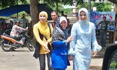 Marissa Haque Fawzi, Calon Ibu Wakil Ketua PKK di Lampung Selatan