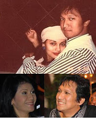 Ikang Fawzi dan Marissa Haque, termasuk Mantannya Christine Panjaitan.jpg
